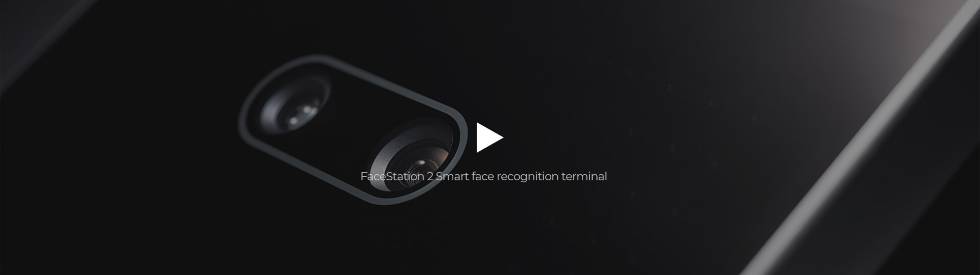 smart face recoginion terminal video |
