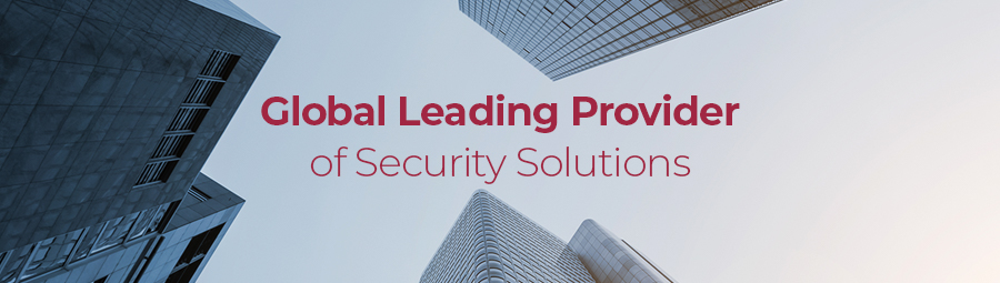 Global Leading Provider of Security Solutions